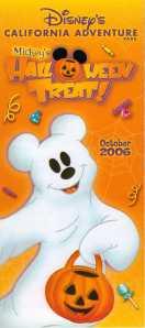 2006 - 10 - Mickey's Halloween Party