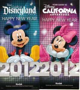 2011 - 12 New Years